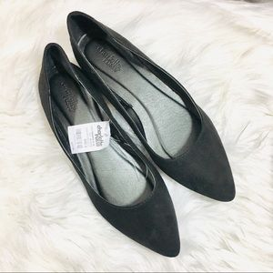 Charlotte Russe Pointy Toe Flats